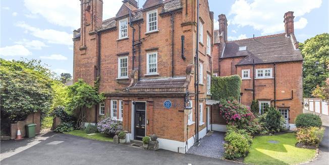 Asking Price £375,000, 1 Bedroom Flat For Sale in Chislehurst, BR7