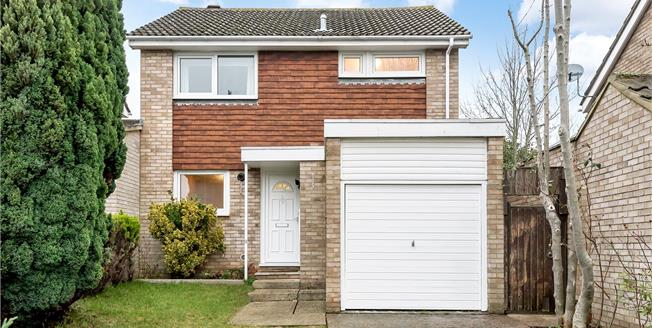 Asking Price £580,000, 3 Bedroom Detached House For Sale in Orpington, BR6