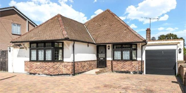 Asking Price £650,000, 3 Bedroom Detached Bungalow For Sale in Orpington, BR6