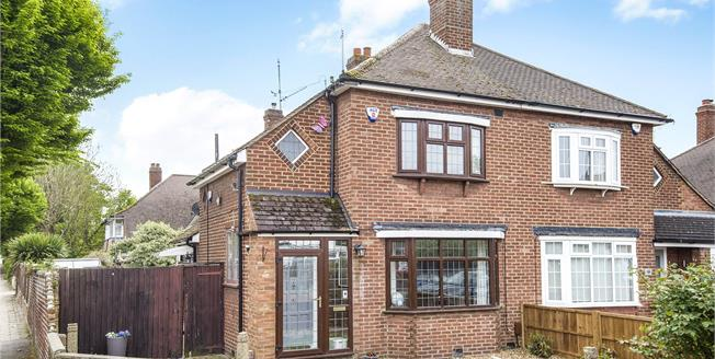 Guide Price £525,000, 2 Bedroom Semi Detached House For Sale in BR2