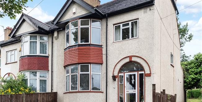 Asking Price £450,000, 3 Bedroom House For Sale in Croydon, CR0