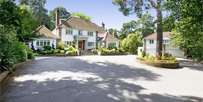 Asking Price £4,950,000, 7 Bedroom Detached House For Sale in Kent, BR6