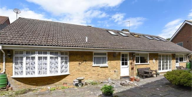 Asking Price £795,000, 4 Bedroom Detached Bungalow For Sale in Orpington, BR6