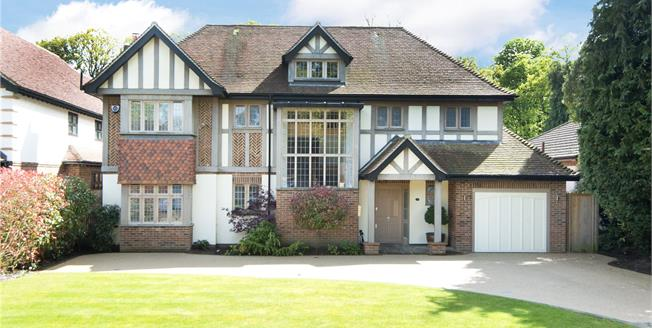 Asking Price £2,600,000, 5 Bedroom Detached House For Sale in Keston, BR2