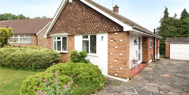 Offers in excess of £600,000, 3 Bedroom Detached Bungalow For Sale in Orpington, BR6