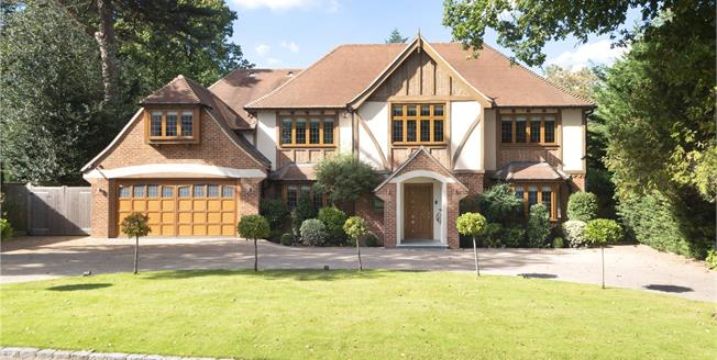 Asking Price £2,700,000, 5 Bedroom Detached House For Sale in Keston, BR2