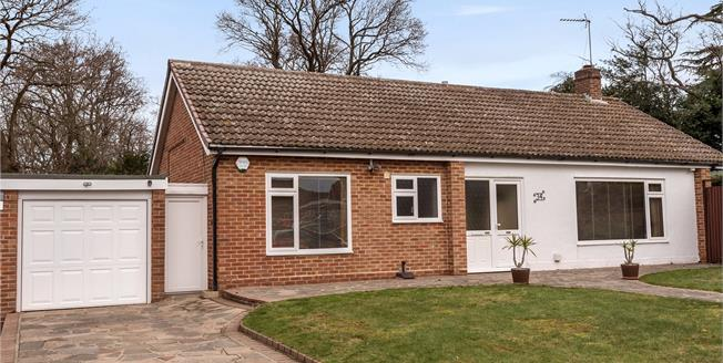 Asking Price £685,000, 3 Bedroom Detached Bungalow For Sale in Orpington, BR6