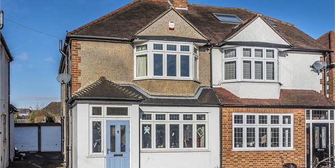 £550,000, 3 Bedroom Detached House For Sale in Orpington, BR6