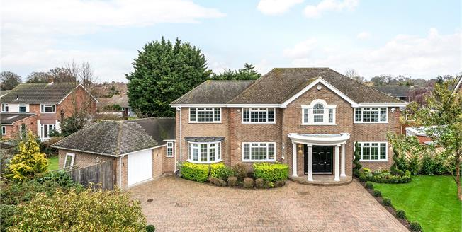 Asking Price £1,795,000, 5 Bedroom Detached House For Sale in Orpington, BR6