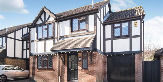 Asking Price £675,000, 4 Bedroom Detached House For Sale in Bromley, BR2