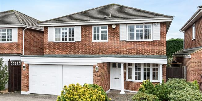 Asking Price £820,000, 5 Bedroom Detached House For Sale in Orpington, BR6