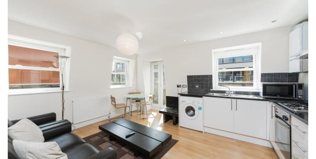£1,711  per Calendar Month (Calculated), 1 Bedroom Apartment To Rent in London, E1