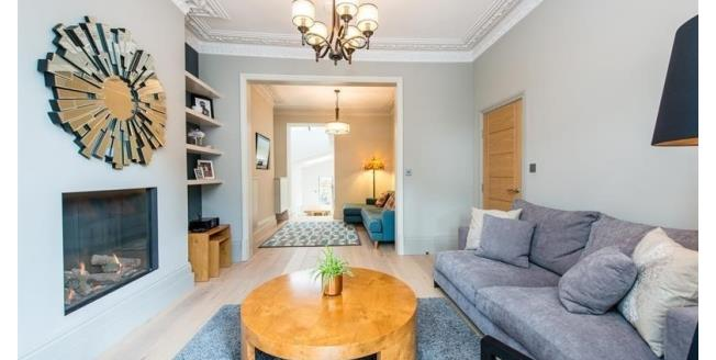 £6,500  per Calendar Month (Calculated), 5 Bedroom House To Rent in London, N5