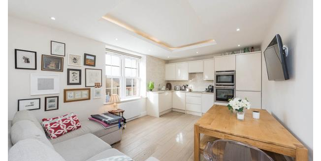 £1,755  per Calendar Month (Calculated), 1 Bedroom Apartment To Rent in London, SW6