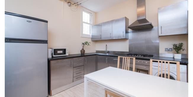 £3,011  per Calendar Month (Calculated), 4 Bedroom Apartment To Rent in London, W12