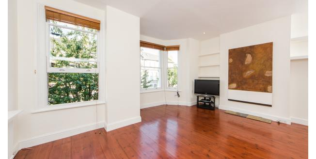 £2,383  per Calendar Month (Calculated), 2 Bedroom Flat To Rent in London, W14