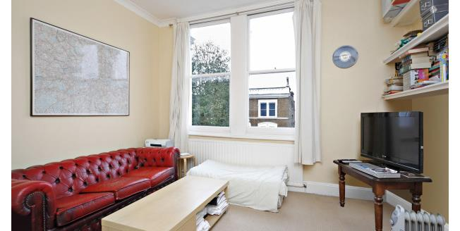 £1,408  per Calendar Month (Calculated), 1 Bedroom Flat To Rent in London, W14