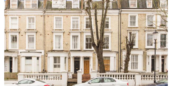 £1,148  per Calendar Month (Calculated), Apartment To Rent in London, W14