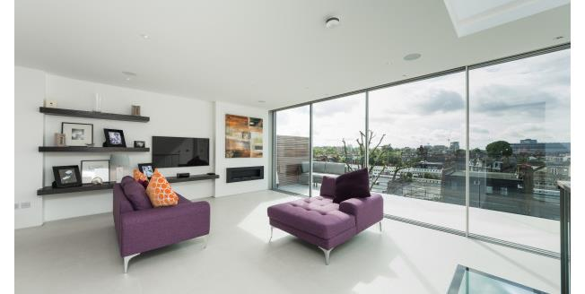 £5,416  per Calendar Month (Calculated), 3 Bedroom Apartment To Rent in London, W14