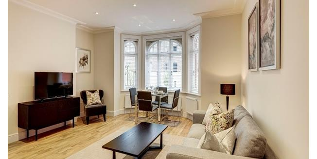 £3,163  per Calendar Month (Calculated), 2 Bedroom Apartment To Rent in London, W6