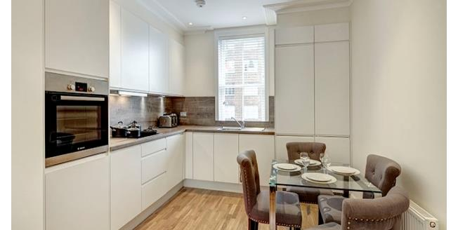 £2,513  per Calendar Month (Calculated), 1 Bedroom Apartment To Rent in London, W6