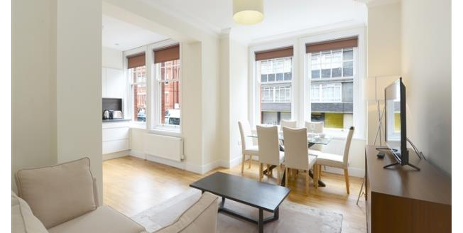 £3,813  per Calendar Month (Calculated), 3 Bedroom Apartment To Rent in London, W6