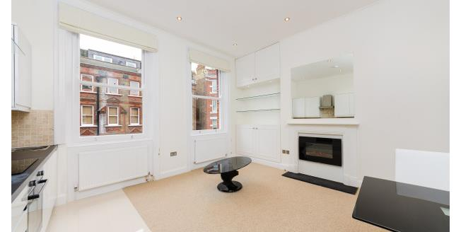 £1,711  per Calendar Month (Calculated), 1 Bedroom Flat To Rent in London, SW5