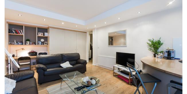 £1,625  per Calendar Month (Calculated), 1 Bedroom Apartment To Rent in London, SW5