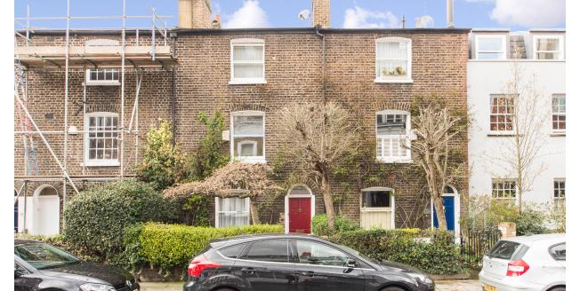 £4,116  per Calendar Month (Calculated), 4 Bedroom House To Rent in London, SW5