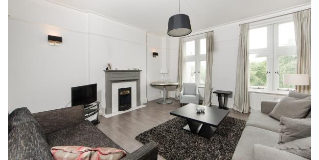 £4,311  per Calendar Month (Calculated), 2 Bedroom Flat To Rent in London, W8