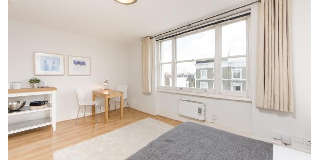 £1,300  per Calendar Month (Calculated), Studio Apartment To Rent in London, SW10