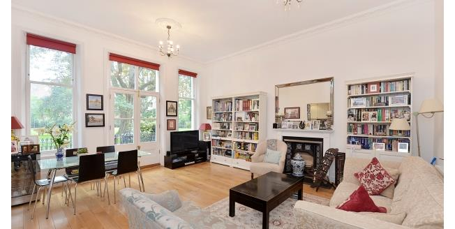 £4,333  per Calendar Month (Calculated), 3 Bedroom Maisonette Apartment To Rent in London, SW5
