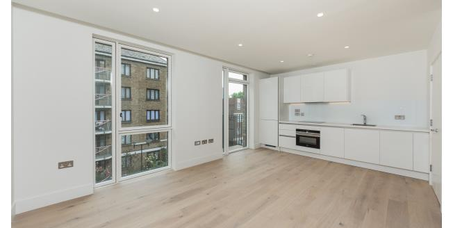 £1,408  per Calendar Month (Calculated), Flat To Rent in London, W10