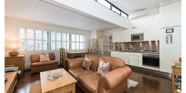 £3,033  per Calendar Month (Calculated), 2 Bedroom Terraced House To Rent in London, W11