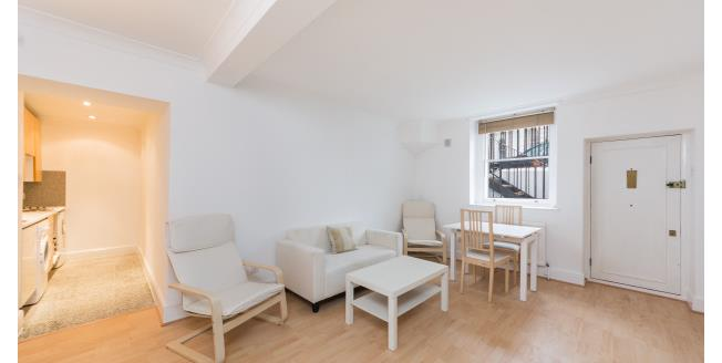 £1,516  per Calendar Month (Calculated), 1 Bedroom Apartment To Rent in London, W11