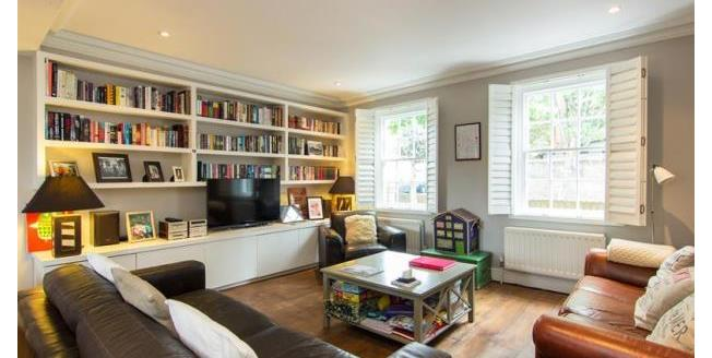 £3,497  per Calendar Month (Calculated), 3 Bedroom House To Rent in London, W11