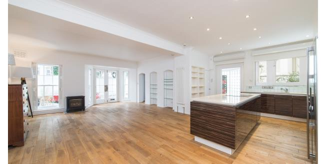 £4,983  per Calendar Month (Calculated), 2 Bedroom House To Rent in London, W11