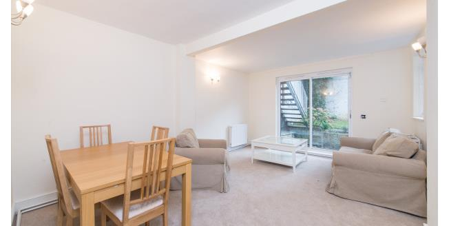 £2,816  per Calendar Month (Calculated), 3 Bedroom Maisonette Apartment To Rent in London, W11