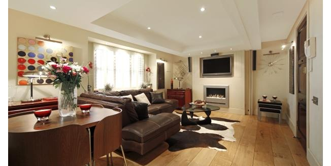 £2,816  per Calendar Month (Calculated), 2 Bedroom Ground Flat Apartment To Rent in London, SW7