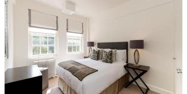 £3,358  per Calendar Month (Calculated), 2 Bedroom Apartment To Rent in London, SW3