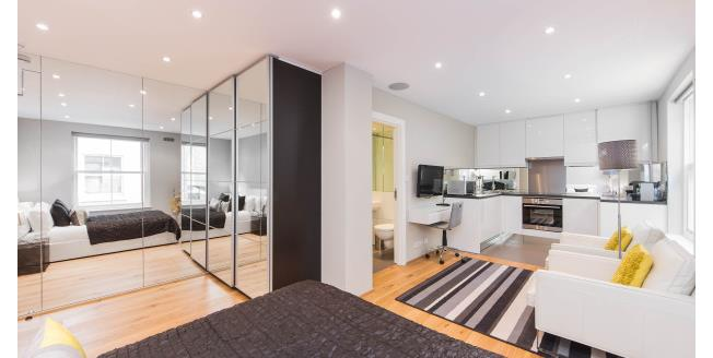 £2,275  per Calendar Month (Calculated), Flat To Rent in London, SW7