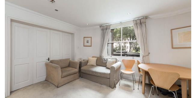 £1,841  per Calendar Month (Calculated), 1 Bedroom Flat To Rent in London, W8