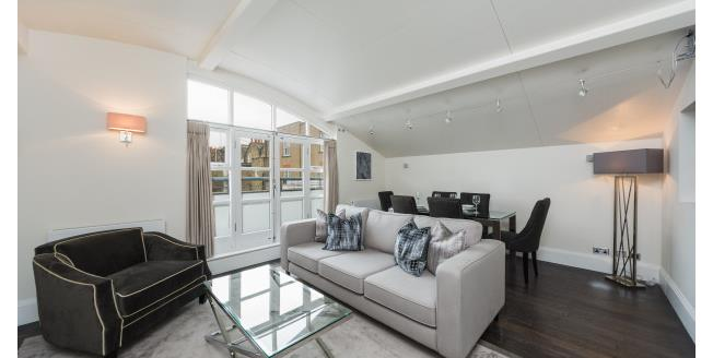 £5,200  per Calendar Month (Calculated), 3 Bedroom To Rent in London, SW10