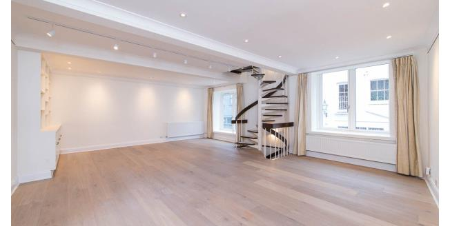£3,900  per Calendar Month (Calculated), 3 Bedroom House To Rent in London, SW7