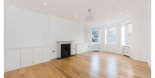 £8,666  per Calendar Month (Calculated), 4 Bedroom Flat To Rent in London, W8