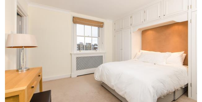 £2,816  per Calendar Month (Calculated), 2 Bedroom Flat To Rent in London, SW1X