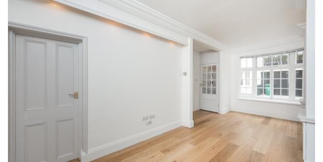 £3,250  per Calendar Month (Calculated), 2 Bedroom House To Rent in London, SW1W