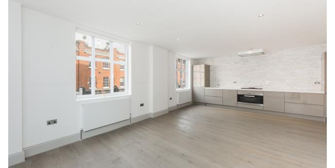 £3,683  per Calendar Month (Calculated), 2 Bedroom Apartment To Rent in London, SW3