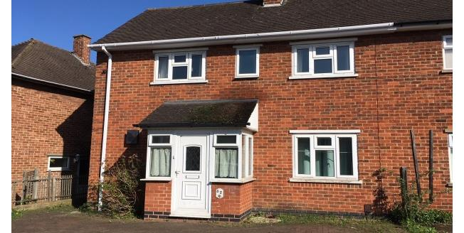 £1,547  per Calendar Month (Calculated), 6 Bedroom House To Rent in Loughborough, LE11
