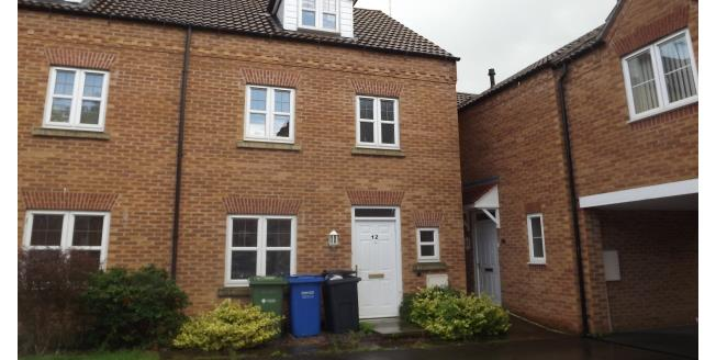 £675 per Calendar Month, 4 Bedroom Town House To Rent in Chesterfield, S41